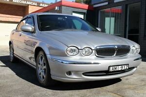 2002 Jaguar X-Type X400 SE 5 Speed Automatic Sedan Barrack Heights Shellharbour Area Preview