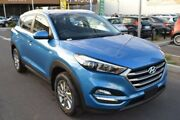 2017 Hyundai Tucson TL2 MY18 Active 2WD Blue 6 Speed Sports Automatic Wagon Hoppers Crossing Wyndham Area Preview