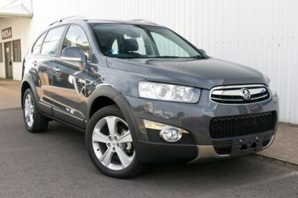 2011 Holden Captiva CG Series II 7 AWD LX Grey 6 Speed Sports Automatic Wagon Port Adelaide Port Adelaide Area Preview