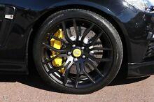 2014 Holden Special Vehicles GTS GEN-F MY15 Phantom Black 6 Speed Sports Automatic Sedan Northbridge Perth City Preview