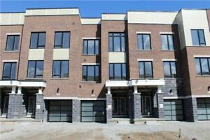 $2300. Vaughan, Maple.  3 bed Stacked Brick Townhouse