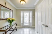SPACIOUS 4 Bedroom Detached House @BRAMPTON $959,900 ONLY
