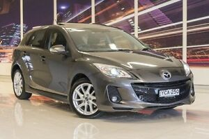 2013 Mazda 3 BL10L2 MY13 SP25 Grey 6 Speed Manual Hatchback Blacktown Blacktown Area Preview