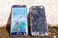 ✔REPAIR SALE✔SAMSUNG GALAXY, iPHONE CRACKED SCREEN+MORE MODEL ✔