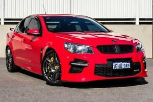2014 Holden Special Vehicles GTS Gen F MY15 Red 6 Speed Auto Active Sequential Sedan Cannington Canning Area Preview
