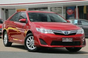 2014 Toyota Camry AVV50R Hybrid H Wildfire 1 Speed Constant Variable Sedan Woolloongabba Brisbane South West Preview