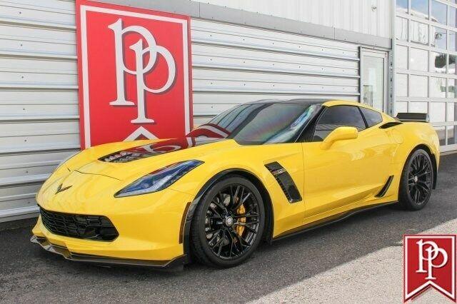 Image 1 Voiture Américaine d'occasion Chevrolet Corvette 2017
