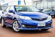 2014 Toyota Camry ASV50R Atara SL Reflex Blue 6 Speed Sports Automatic Sedan Wangara Wanneroo Area Preview