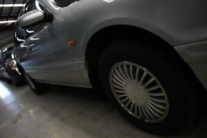 1997 Nissan Maxima A32 S2 30GV Silver 4 Speed Automatic Sedan Maryville Newcastle Area Preview