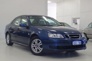 2007 Saab 9-3 440 MY2008 Linear Blue 5 Speed Sports Automatic Sedan Myaree Melville Area Preview