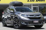 2018 Honda CR-V RW MY18 VTi-S FWD Grey 1 Speed Constant Variable Wagon Woolloongabba Brisbane South West Preview