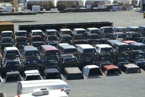 Used Truck Canopies - 450 in stock !!