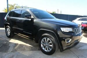 2013 Jeep Grand Cherokee WK MY14 Laredo (4x4) Black 8 Speed Automatic Wagon Five Dock Canada Bay Area Preview