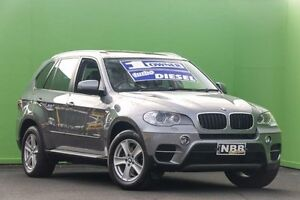 2010 BMW X5 E70 MY10 xDrive30d Steptronic Space Grey 6 Speed Sports Automatic Wagon Ringwood East Maroondah Area Preview
