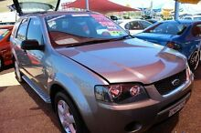 2006 Ford Territory SY TX AWD Silver Automatic Wagon Minchinbury Blacktown Area Preview
