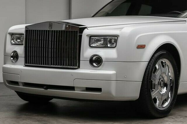 Image 2 Coche Americano usado Rolls-Royce Phantom 2008