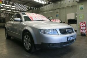 2003 Audi A4 B6 2.0 CVT Multitronic Sedan Mordialloc Kingston Area Preview