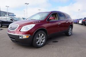 2010 Buick Enclave AWD CXL LOADED Leather,  Sunroof,  Heated Sea
