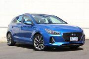 2018 Hyundai i30 PD2 MY18 SR D-CT Premium Blue 7 Speed Sports Automatic Dual Clutch Hatchback Preston Darebin Area Preview