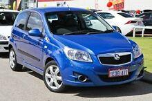 2008 Holden Barina TK MY08 Blue 5 Speed Manual Hatchback East Rockingham Rockingham Area Preview