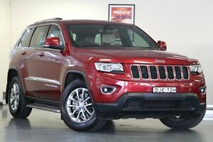 2013 Jeep Grand Cherokee WK MY2014 Laredo Red 8 Speed Sports Automatic Wagon North Willoughby Willoughby Area Preview