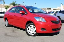 2015 Toyota Yaris NCP93R YRS Wildfire 4 Speed Automatic Sedan Northbridge Perth City Preview