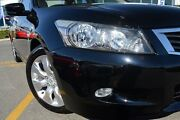 2008 Honda Accord 8th Gen VTi-L Black 5 Speed Sports Automatic Sedan Wavell Heights Brisbane North East Preview