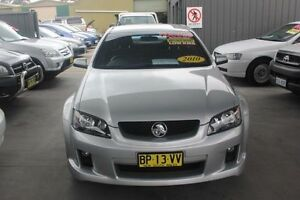 2010 Holden Commodore VE II SV6 Silver 6 Speed Automatic Sedan Mitchell Gungahlin Area Preview