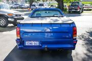 2005 Ford Falcon BA MkII XR6 Magnet Blue 4 Speed Auto Seq Sportshift Utility Glendalough Stirling Area Preview