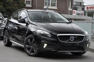 2015 Volvo V40 M MY16 D4 Luxury Cross Country Onyx Black 6 Speed Automatic Geartronic Hatchback Mosman Mosman Area Preview