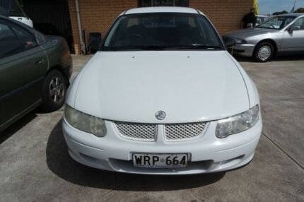 2001 Holden Commodore VU 5 Speed Manual Utility