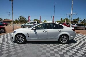 2016 Holden Calais VF II MY16 V White 6 Speed Sports Automatic Sedan Alfred Cove Melville Area Preview