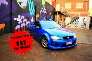 2009 Holden Ute VE SV6 Utility 2dr Man 6sp 3.6i Voodoo Blue Manual Utility South Toowoomba Toowoomba City Preview