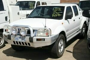 2004 Nissan Navara As Shown In Picture Manual Utility Dandenong Greater Dandenong Preview