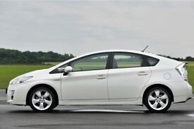 **PCO CAR HIRE / PCO RENT/ UBER /** : Toyota Prius Starts from ***£100 per week***