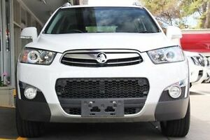 2012 Holden Captiva CG Series II White 6 Speed Sports Automatic Wagon Somerton Park Holdfast Bay Preview