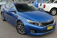 2014 Kia Optima TF MY14 Platinum Blue 6 Speed Sports Automatic Sedan Phillip Woden Valley Preview
