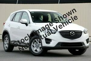 2016 Mazda CX-5 KE1032 Maxx SKYACTIV-Drive AWD White 6 Speed Sports Automatic Wagon Maryville Newcastle Area Preview