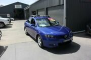 2008 Mazda 3 BK MY08 Neo Sport Blue 4 Speed Auto Activematic Sedan Mitchell Gungahlin Area Preview