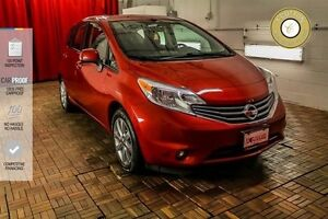 2014 Nissan Versa Note BACK UP CAM! HEATED SEATS! BLUETOOTH!