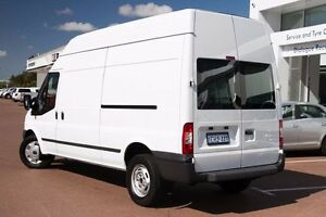 2013 Ford Transit VM MY13 350 High Roof LWB White 6 Speed Manual Van Cannington Canning Area Preview