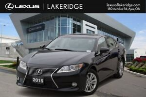 2015 Lexus ES 350 Touring, No Accidents, Leather / Roof / Naviga