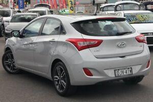 2016 Hyundai i30 GD5 Series 2 Upgrade SR (sunroof) Platinum Silver 6 Speed Automatic Hatchback