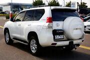 2012 Toyota Landcruiser Prado KDJ150R VX White 5 Speed Sports Automatic Wagon Strathmore Moonee Valley Preview