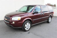 2008 Chevrolet Uplander LT--ONE OWNER-EXCELLENT SHAPE IN AND OUT