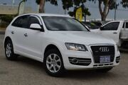 2012 Audi Q5 8R MY12 TFSI S tronic quattro White 7 Speed Sports Automatic Dual Clutch Wagon Pearsall Wanneroo Area Preview