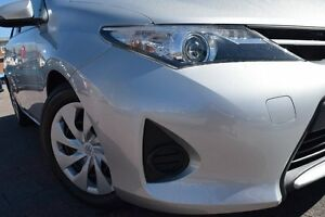 2014 Toyota Corolla ZRE172R Ascent Silver 7 Speed CVT Auto Sequential Sedan Waitara Hornsby Area Preview
