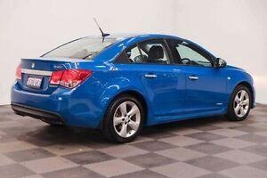 2012 Holden Cruze JH Series II MY12 SRi-V Blue 6 Speed Manual Sedan Edgewater Joondalup Area Preview