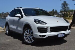 2015 Porsche Cayenne 92A MY15 Diesel Tiptronic Carrara White 8 Speed Sports Automatic Wagon Claremont Nedlands Area Preview