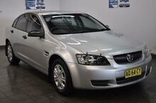2007 Holden Commodore VE Omega Silver 4 Speed Automatic Sedan Blair Athol Campbelltown Area Preview